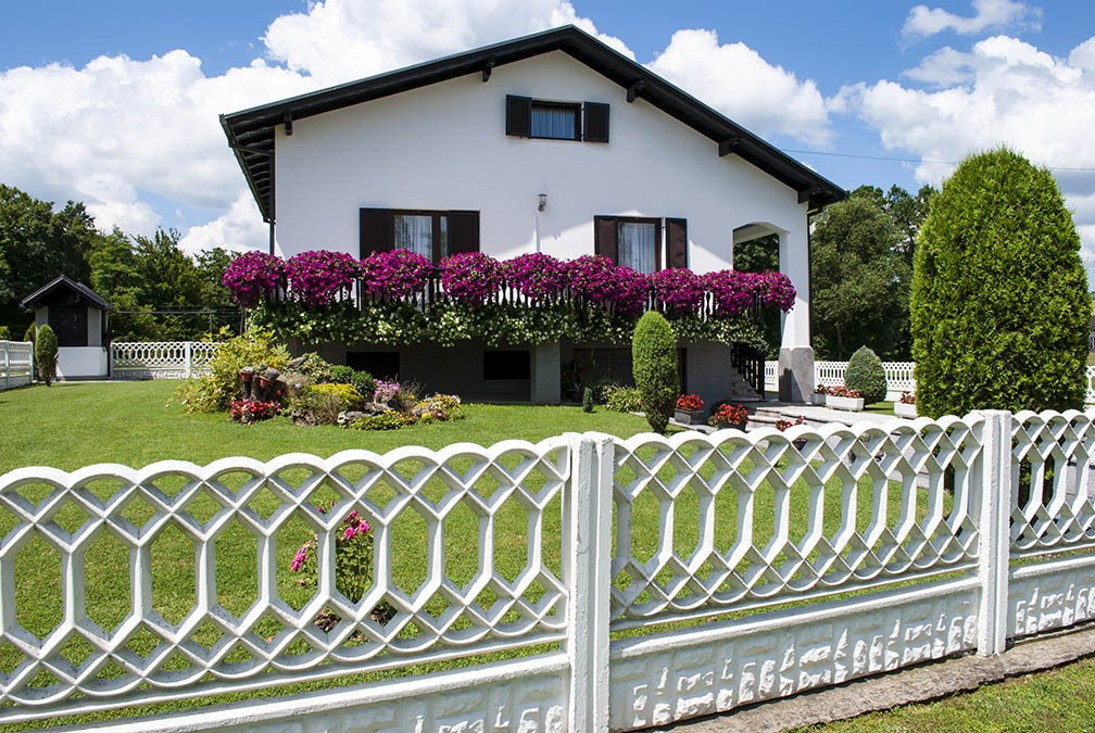 Fencing your home