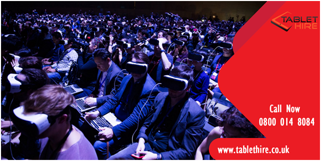How technology creative methods attract audience towards event