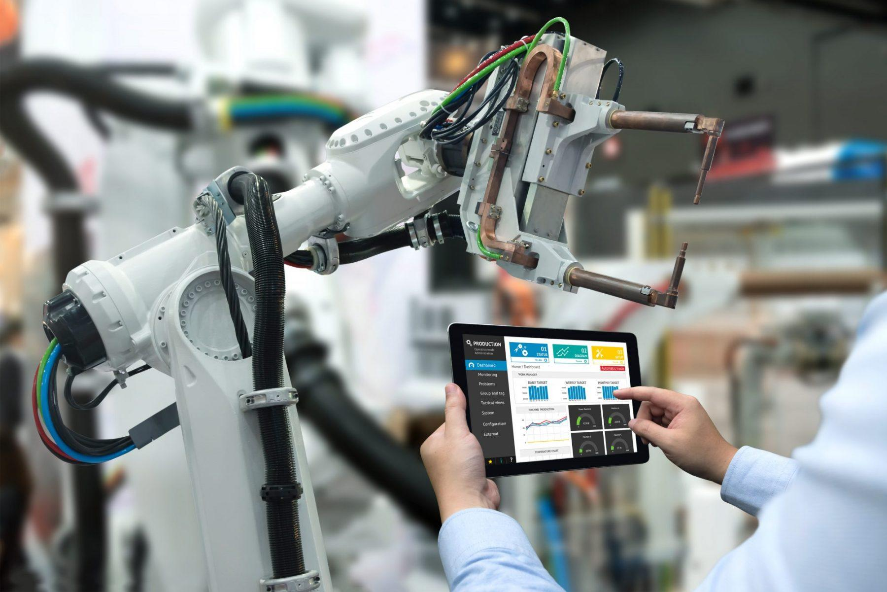 ai in the manufacturing sector