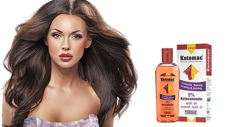 Improve Hair Growth with Ketoconazole Shampoo
