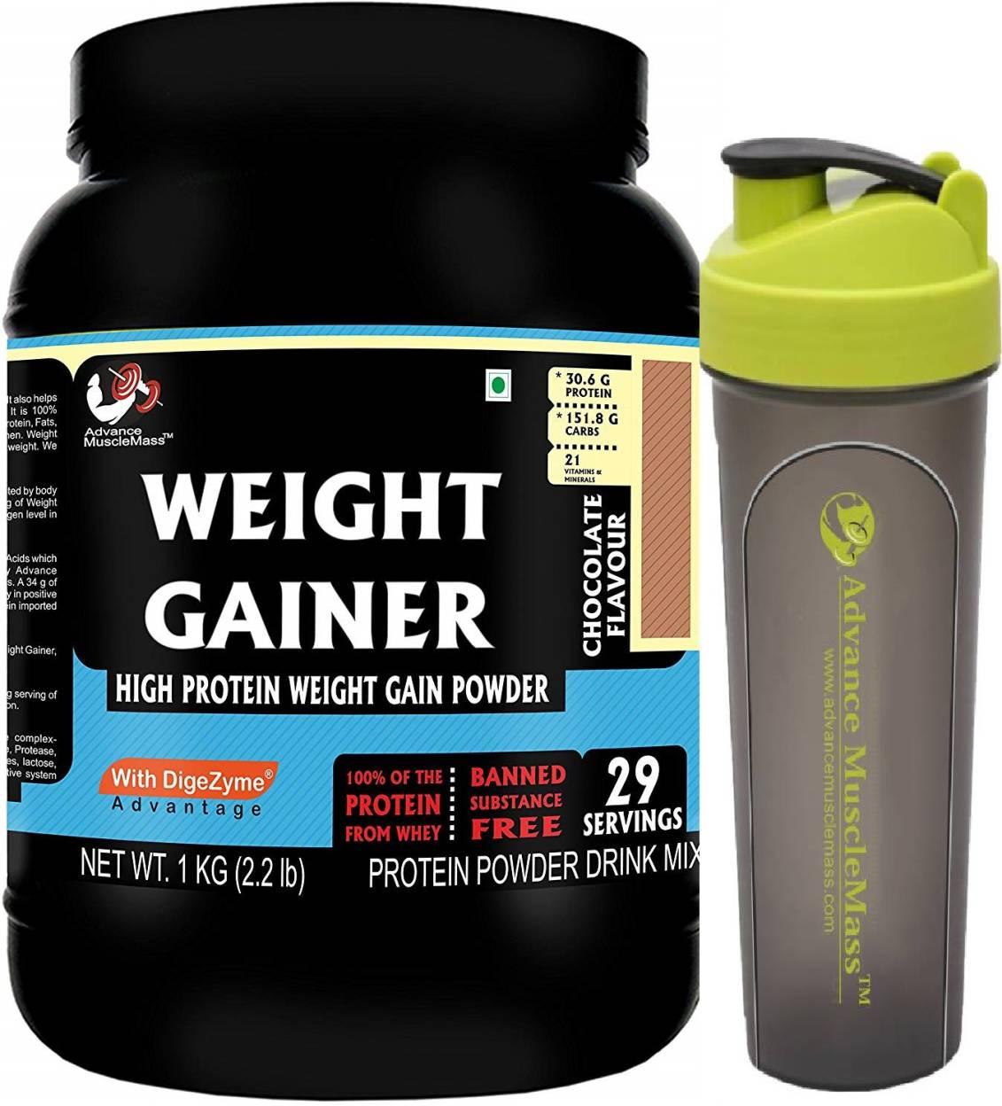 Mass gainers help to maintain optimum weight