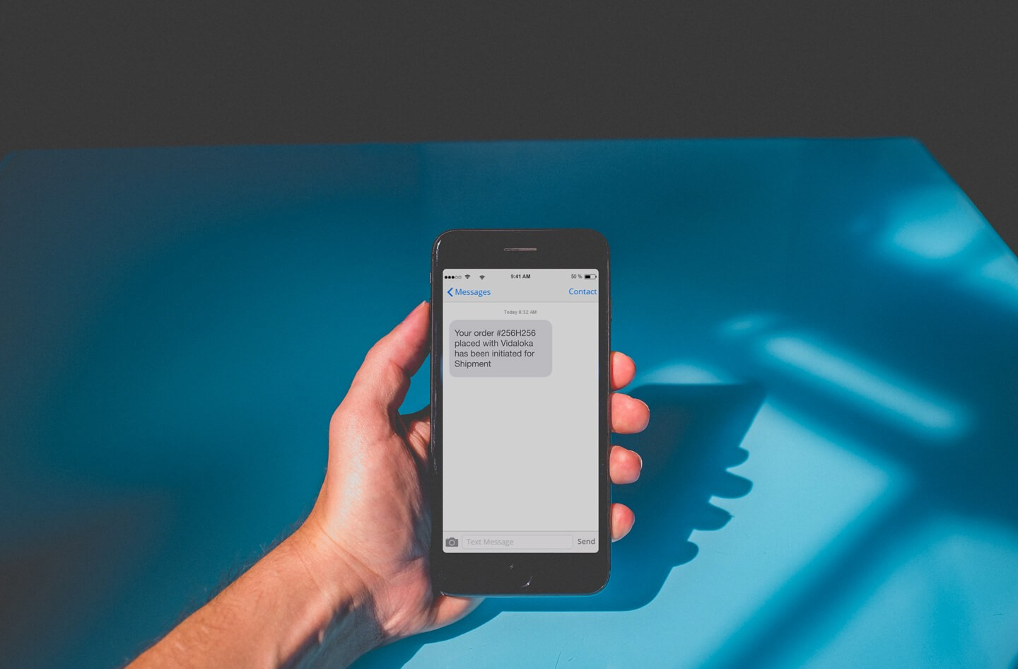 SMS services