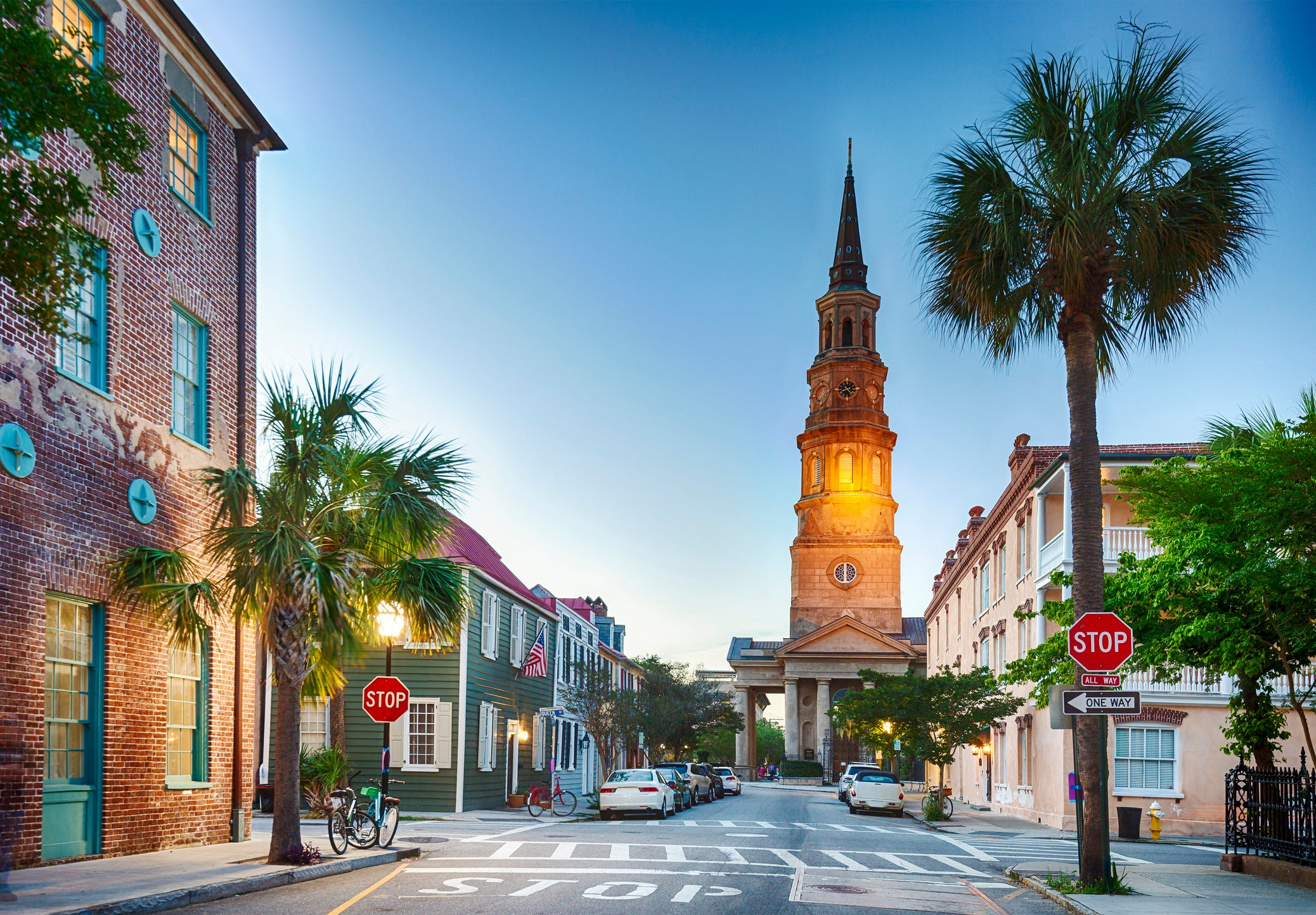 Spend A Weekend In Charleston