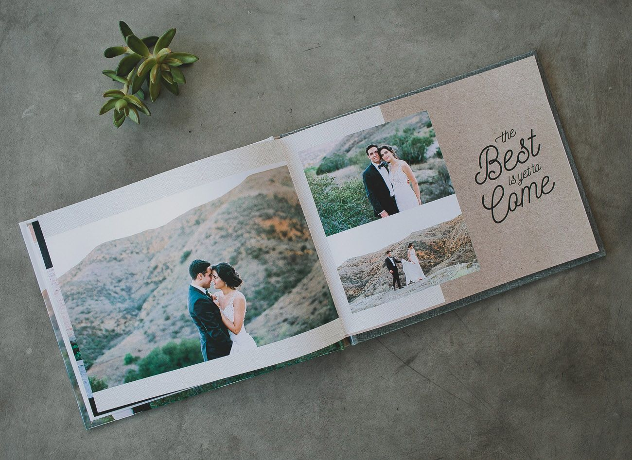Personalized Photo Book with Mixbook